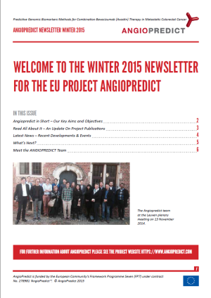 Project Newsletter Vol. II